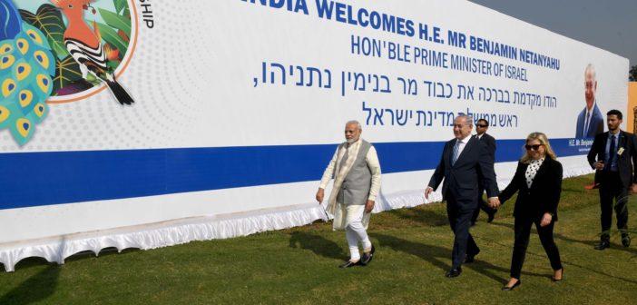 Netanyahou s'attend à ce que l'ambassade US soit transférée à Jérusalem d'ici un an