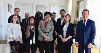 Nouveaux tags antisémites dans une université parisienne