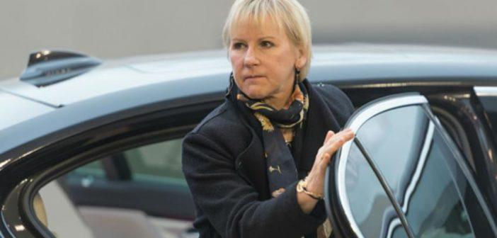 La ministre suédoise des Affaires étrangères, connue pour ses déclarations anti-israéliennes, a démissionné