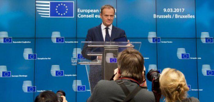 """Le président du Conseil de l'UE rejette le """"soi-disant cessez-le-feu"""" dans le nord de la Syrie et déclare """"qu'il s'agit d'une demande de capitulation des Kurdes"""""""