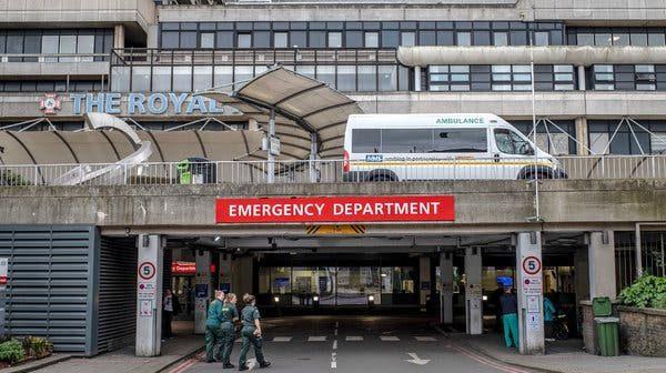Forte augmentation du nombre de Juifs décédés du coronavirus au Royaume-Uni