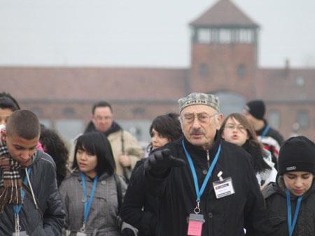 Décès d'Henri Kischka, l'un des derniers survivants belges de l'Holocauste