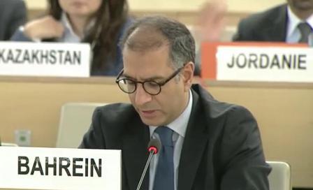 Pour la première fois, Israël, Bahreïn, les EAU et le Maroc publient une déclaration commune au Conseil des droits de l'homme de l'ONU
