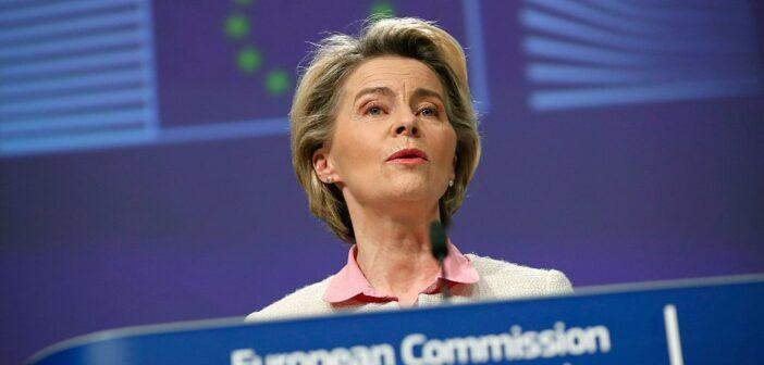 Ursula von der Leyen, Présidente de la Commission européenne: 'L'Europe ne peut prospérer que si ses communautés juives se sentent en sécurité et prospèrent'